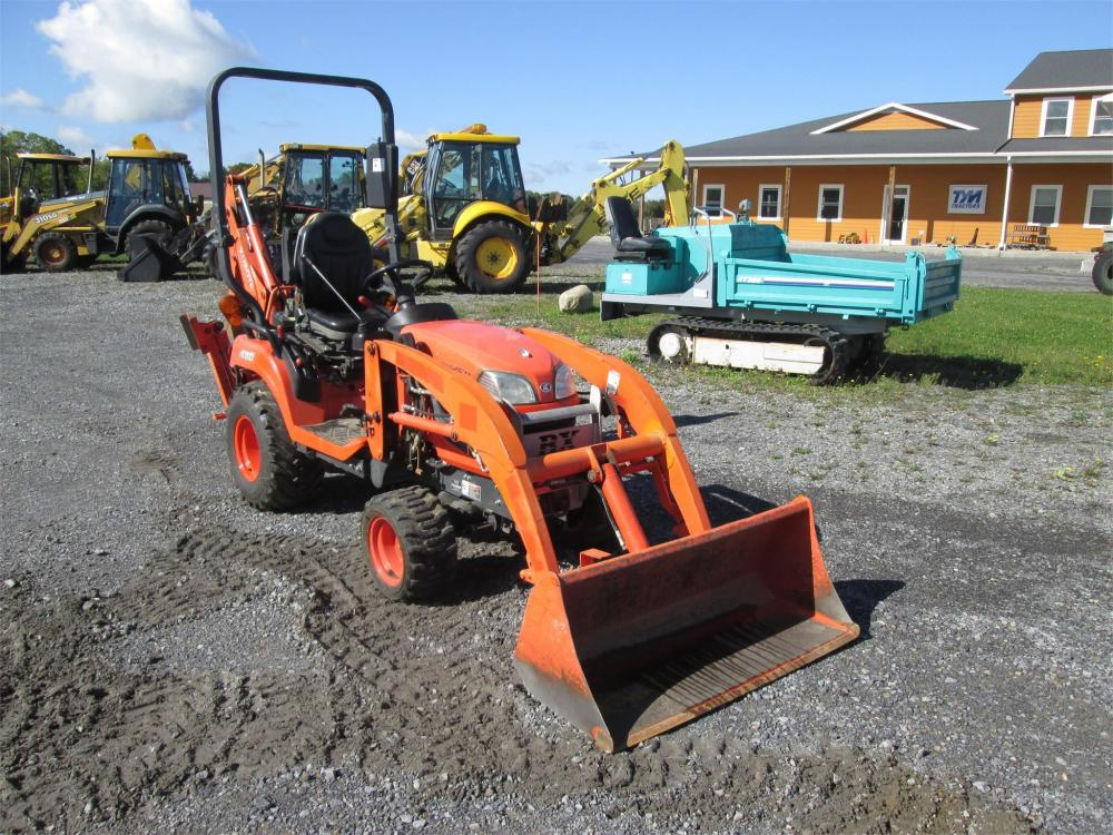 Detail photo of 2015 Kubota BX25 from Construction Equipment Guide