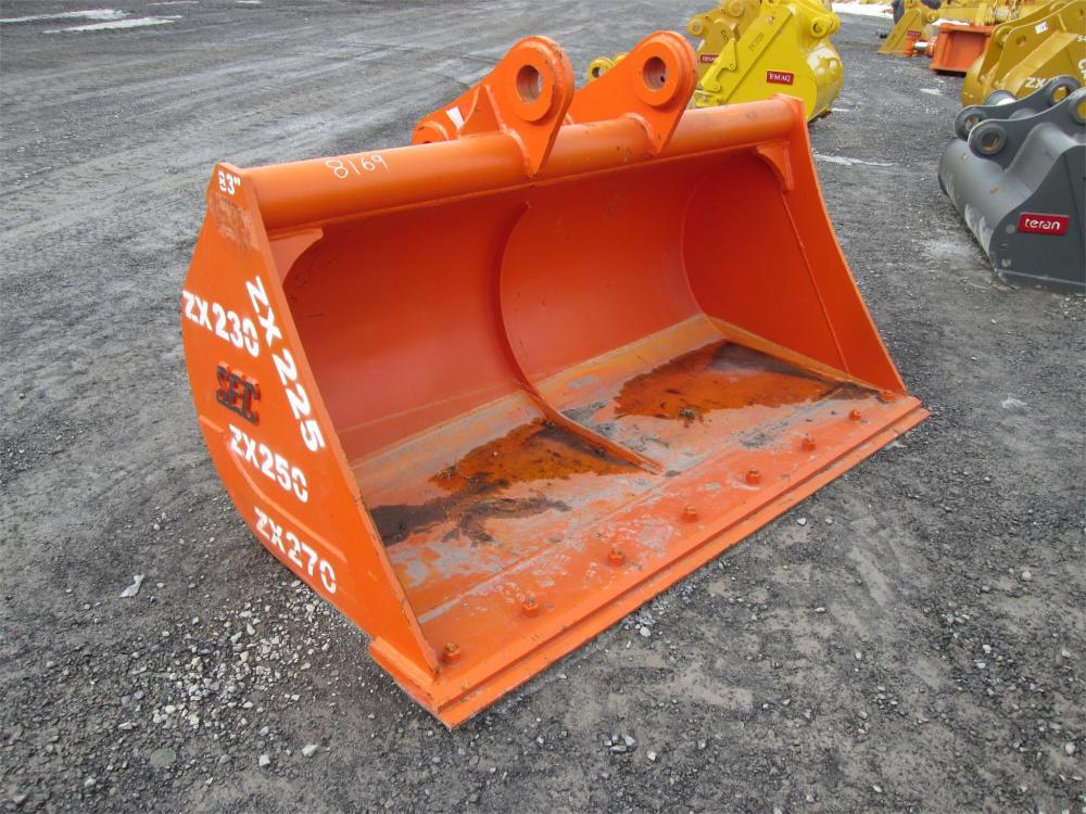 Detail photo of  SEC 83IN. DITCHING BUCKET from Construction Equipment Guide