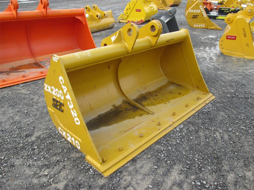 Detail photo of  SEC 80IN. DITCHING BUCKET from Construction Equipment Guide