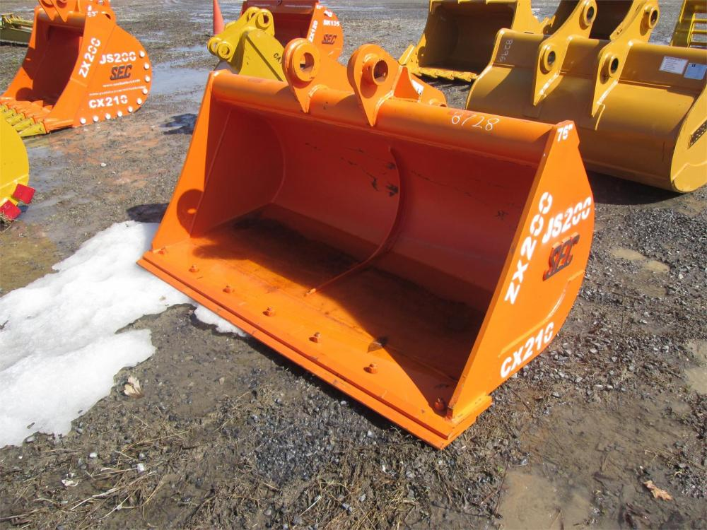 Detail photo of  SEC 76IN. DITCH BUCKET from Construction Equipment Guide