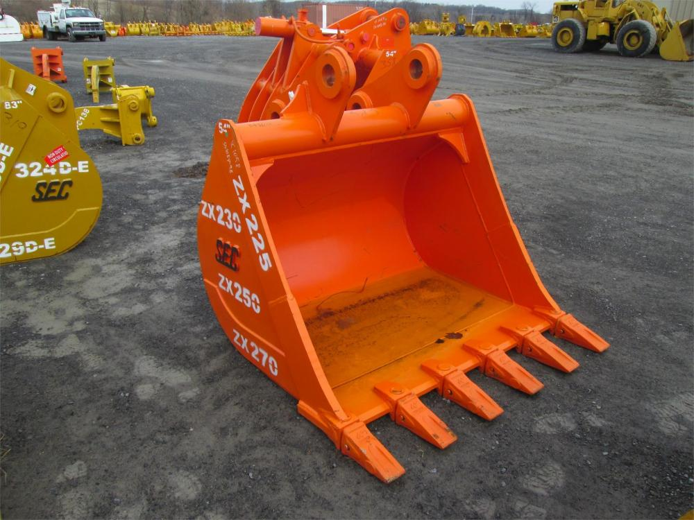Detail photo of  SEC 54IN. TOOTH BUCKET from Construction Equipment Guide