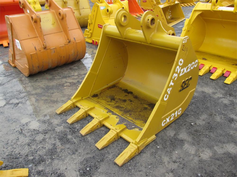 Detail photo of  SEC 48IN. TOOTH BUCKET from Construction Equipment Guide