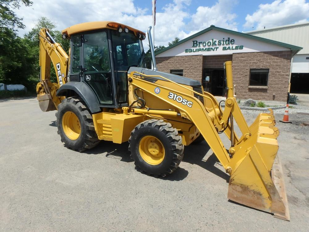 Detail photo of 2006 John Deere 310SG from Construction Equipment Guide