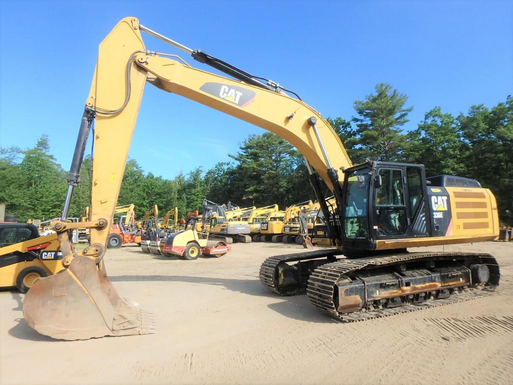 Detail photo of 2014 Caterpillar 336EL from Construction Equipment Guide