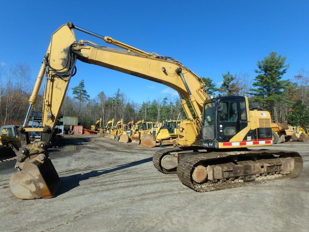 Detail photo of 2006 Caterpillar 325C LCR from Construction Equipment Guide
