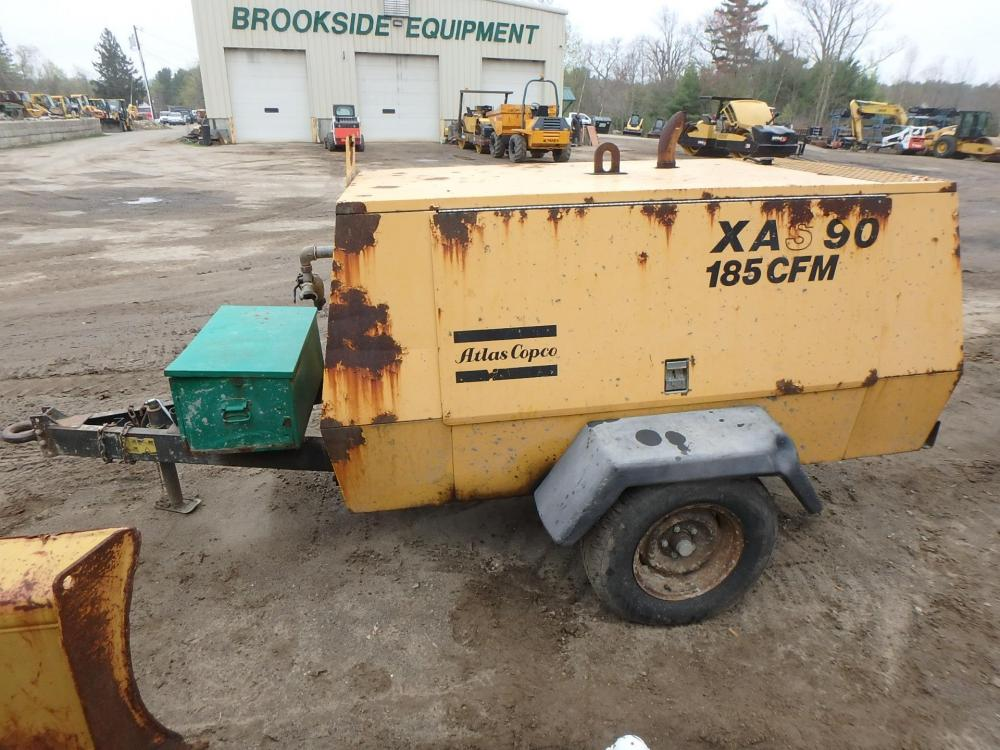 Detail photo of 1997 Atlas Copco XAS 90JD from Construction Equipment Guide