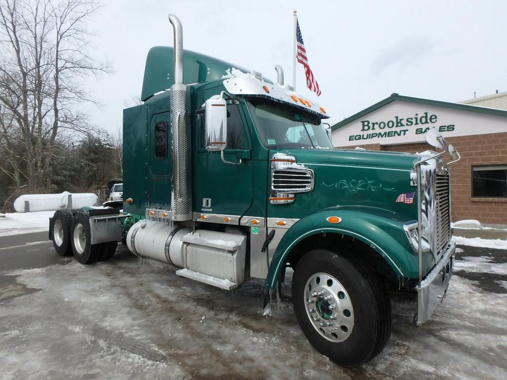 Detail photo of 2013 FREIGHTLINER CORONADO 122 from Construction Equipment Guide