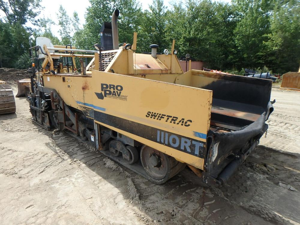 Detail photo of 2004 Champion PRO-PAV 1110RT from Construction Equipment Guide