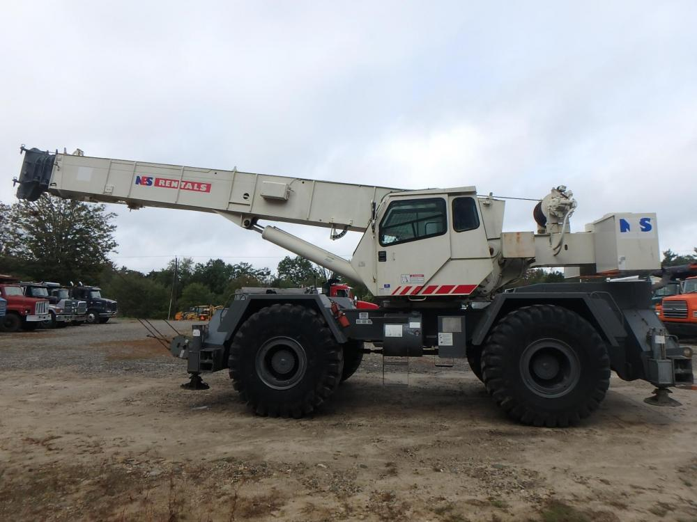 Detail photo of 1999 Terex RT 450 from Construction Equipment Guide