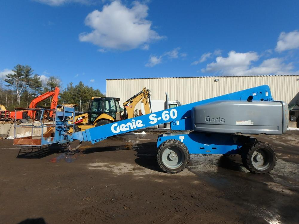 Detail photo of 2006 Genie S60 from Construction Equipment Guide