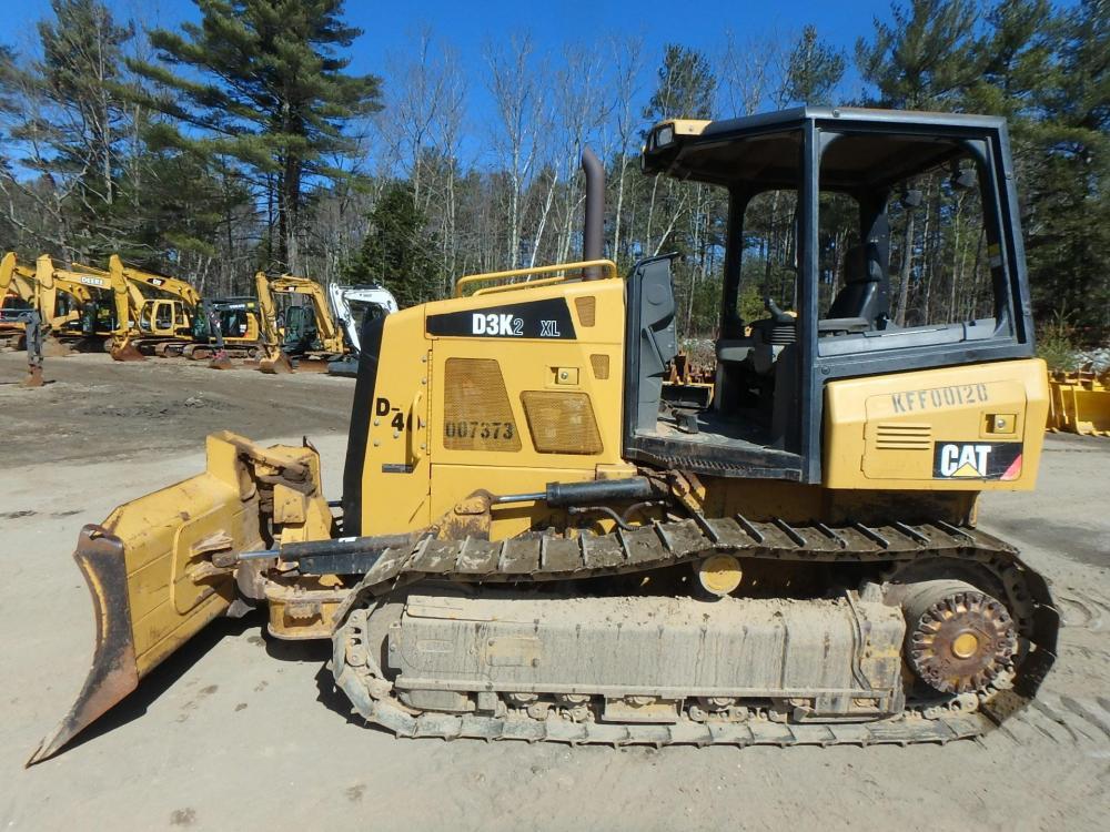 Detail photo of 2012 Caterpillar D3K II from Construction Equipment Guide