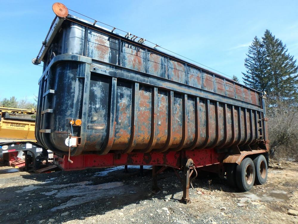 Detail photo of 1986 Fruehauf ND2-F2-24 from Construction Equipment Guide