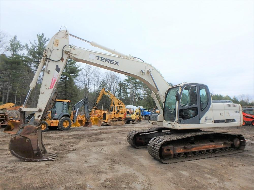 Detail photo of 2008 Terex TXC225 LC-2 from Construction Equipment Guide