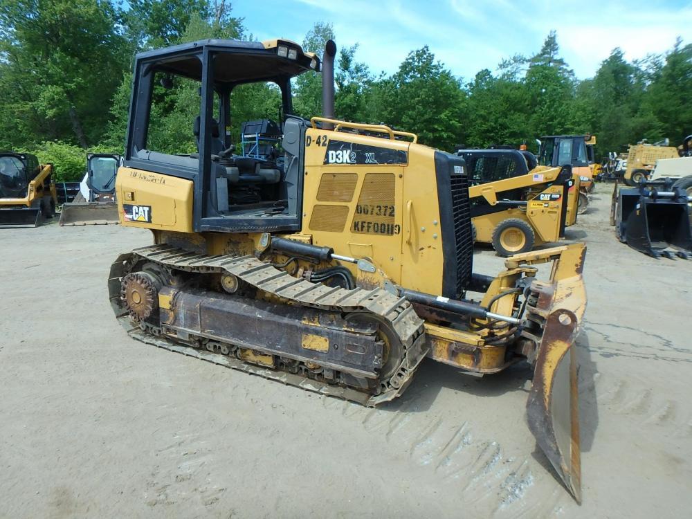 Detail photo of 2012 Caterpillar D3K2 XL from Construction Equipment Guide