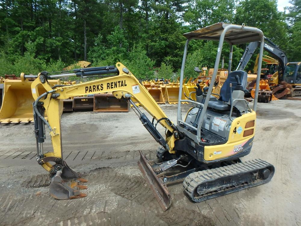 Detail photo of 2013 Yanmar VIO17 from Construction Equipment Guide