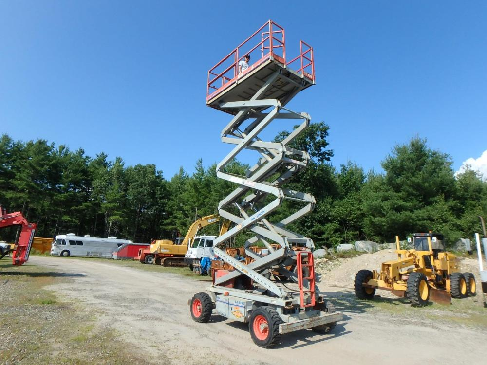 Detail photo of 2007 Skyjack SJ8243 RT from Construction Equipment Guide