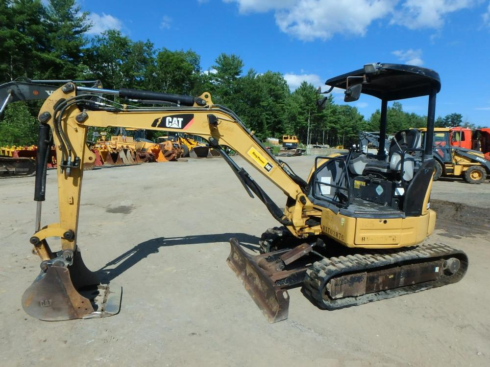 Detail photo of 2008 Caterpillar 303C CR from Construction Equipment Guide