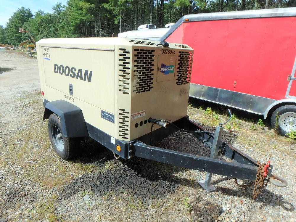 Detail photo of 2014 Doosan Portable Power P425/HP375WCU-T4I from Construction Equipment Guide
