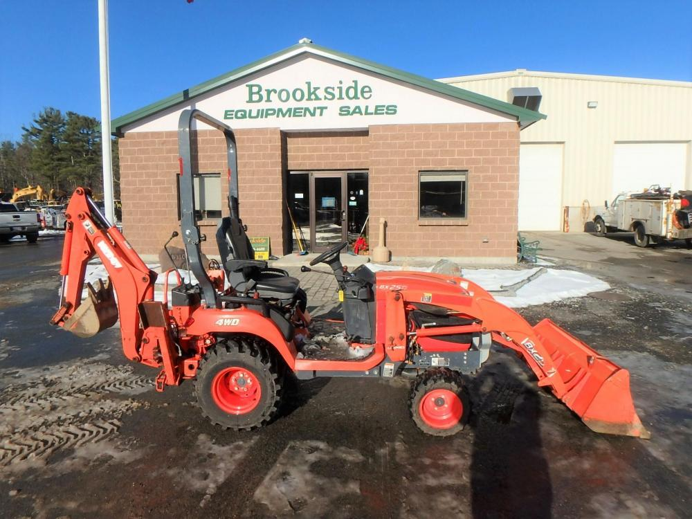 Detail photo of 2014 Kubota BX25D from Construction Equipment Guide