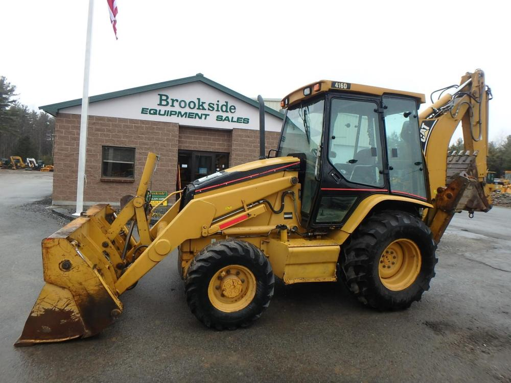 Detail photo of 2005 Caterpillar 416D from Construction Equipment Guide