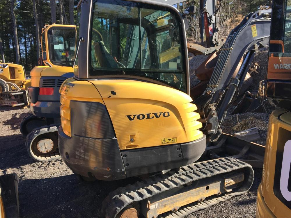Detail photo of 2008 Volvo EC35C from Construction Equipment Guide