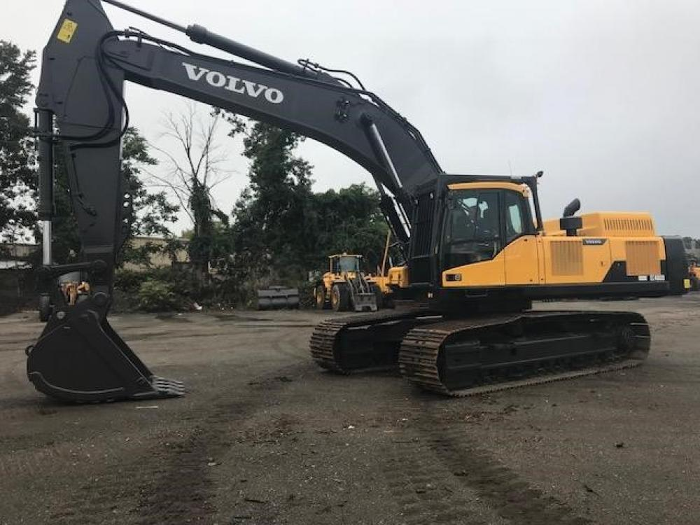 Detail photo of 2013 Volvo EC480DL from Construction Equipment Guide