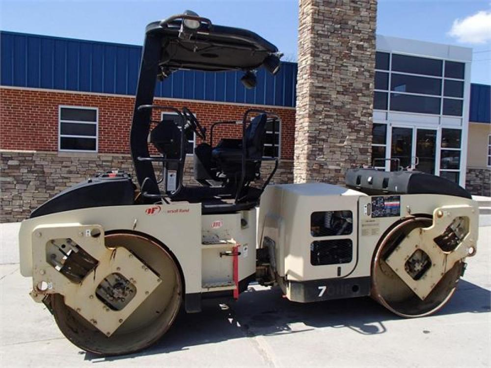 Detail photo of 2007 Ingersoll Rand DD70HF from Construction Equipment Guide