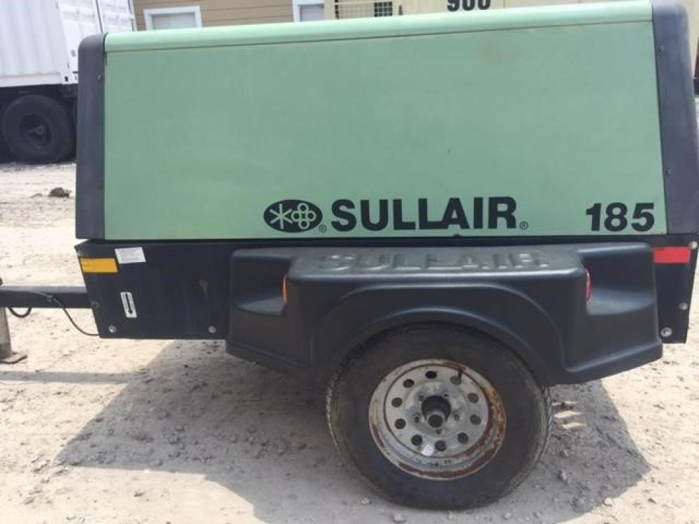 Detail photo of 2008 Sullair 185 CFM from Construction Equipment Guide