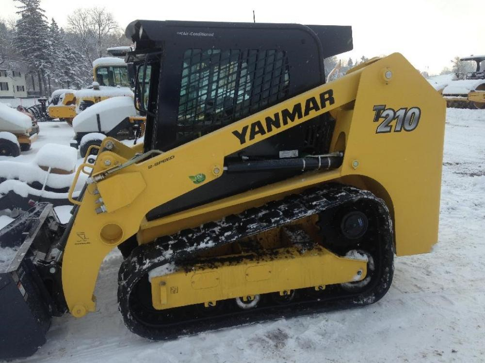 Detail photo of 2017 Yanmar T210-1 from Construction Equipment Guide