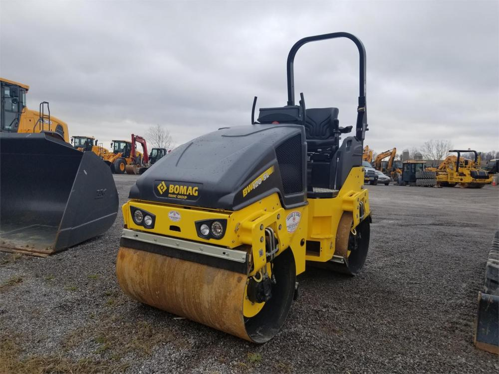 Detail photo of 2019 Bomag BW 120 from Construction Equipment Guide