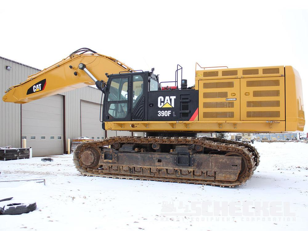 Detail photo of 2014 Caterpillar 390F L from Construction Equipment Guide