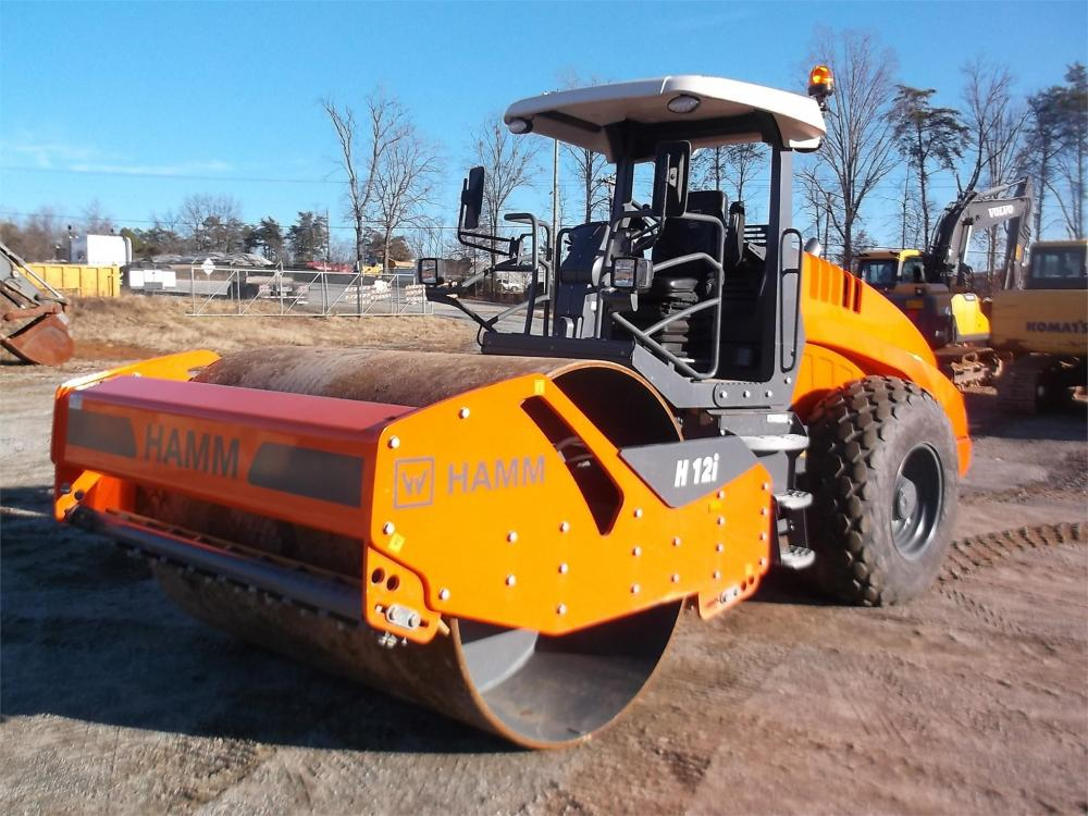 Detail photo of 2016 Hamm H12I from Construction Equipment Guide
