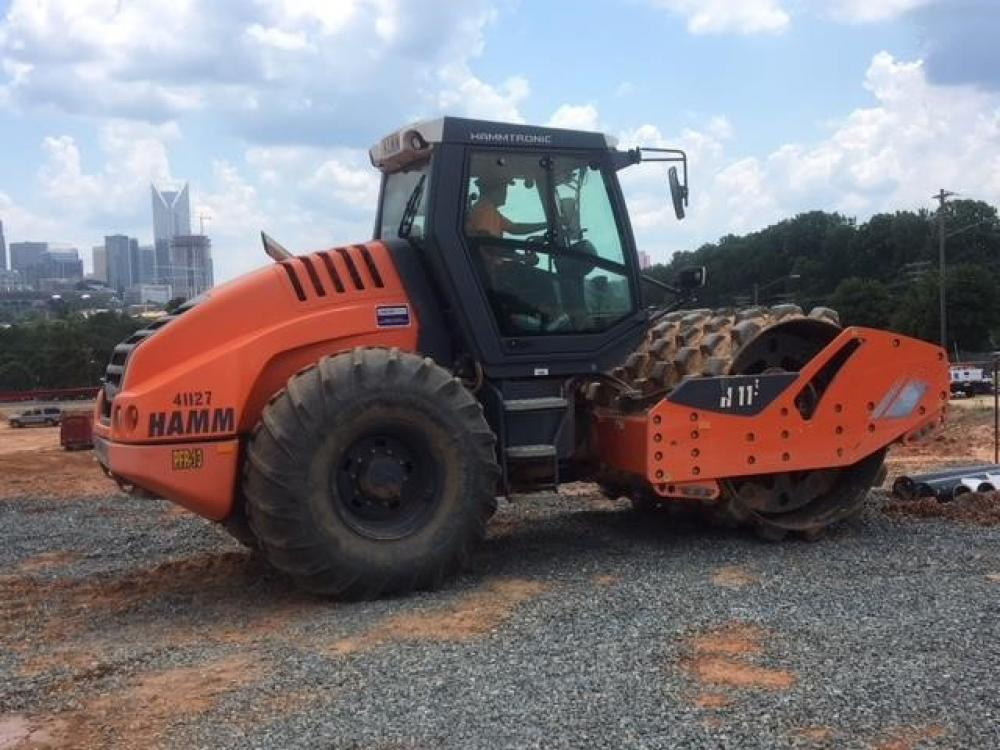 Detail photo of 2012 Hamm H11IP from Construction Equipment Guide