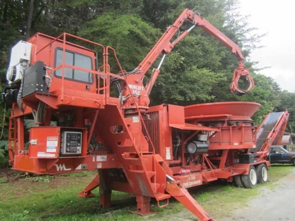 Detail photo of 2013 Morbark 1100 from Construction Equipment Guide