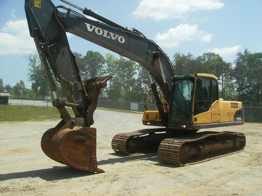 Detail photo of 2008 Volvo EC210CL from Construction Equipment Guide