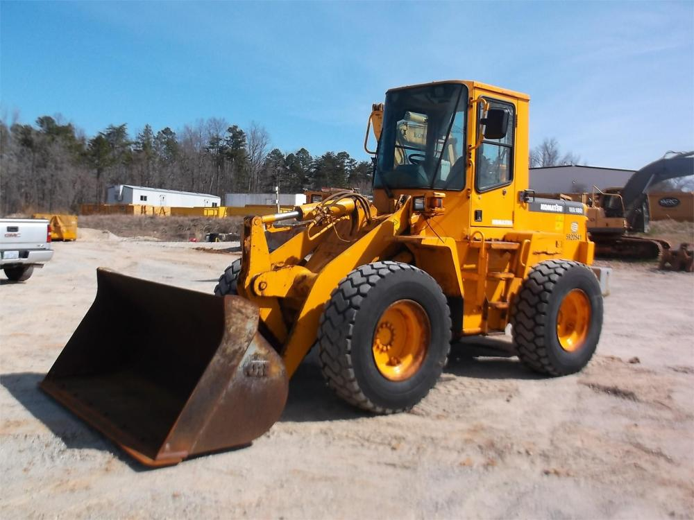 1998 Komatsu WA180-3 For Sale (20710955) from Con-Equip of the