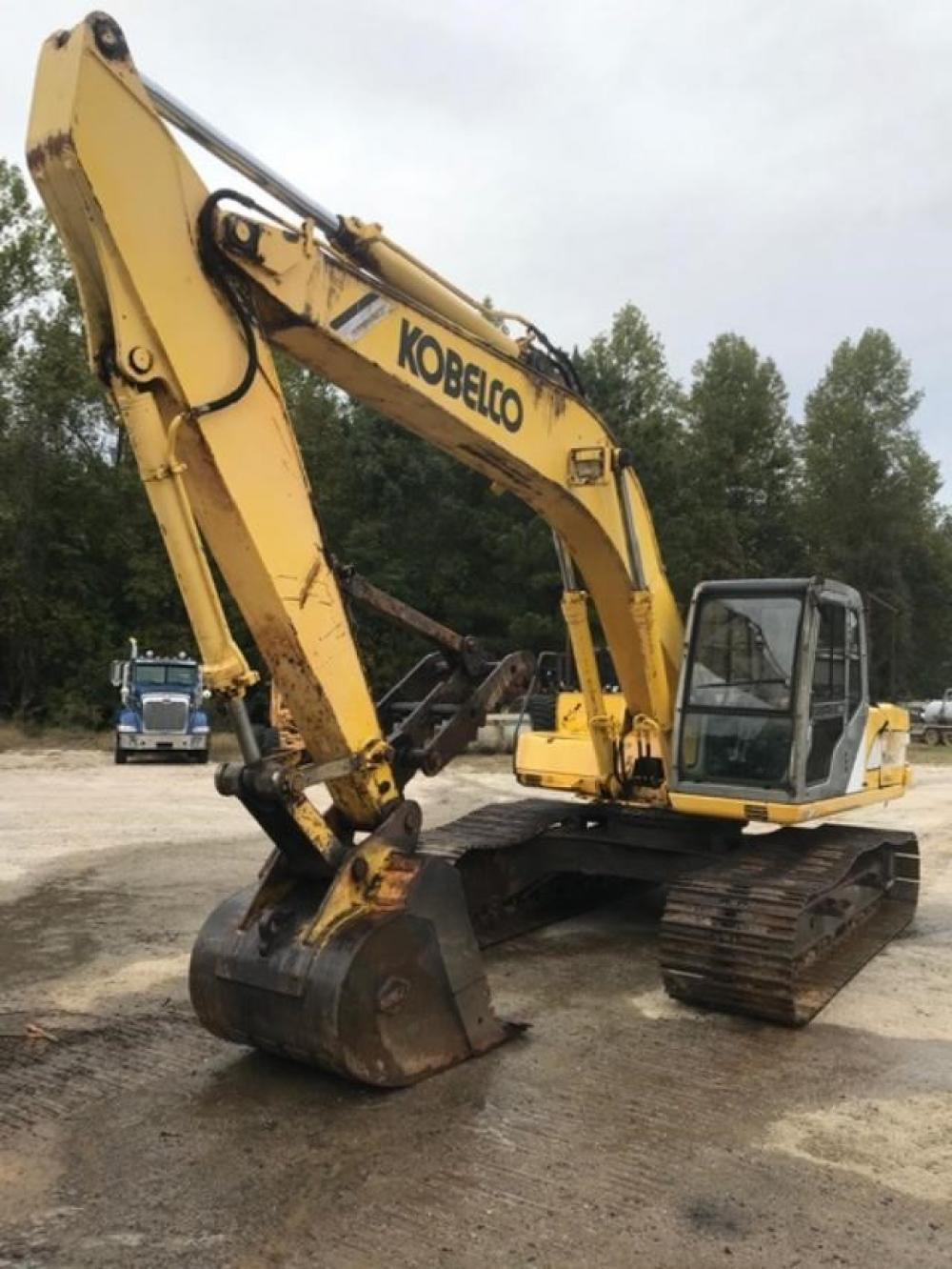 Detail photo of 2000 Kobelco SK200 LC IV from Construction Equipment Guide