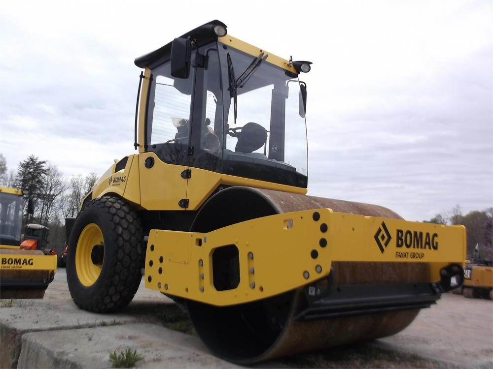 Detail photo of 2020 Bomag BW 177 D-5 from Construction Equipment Guide