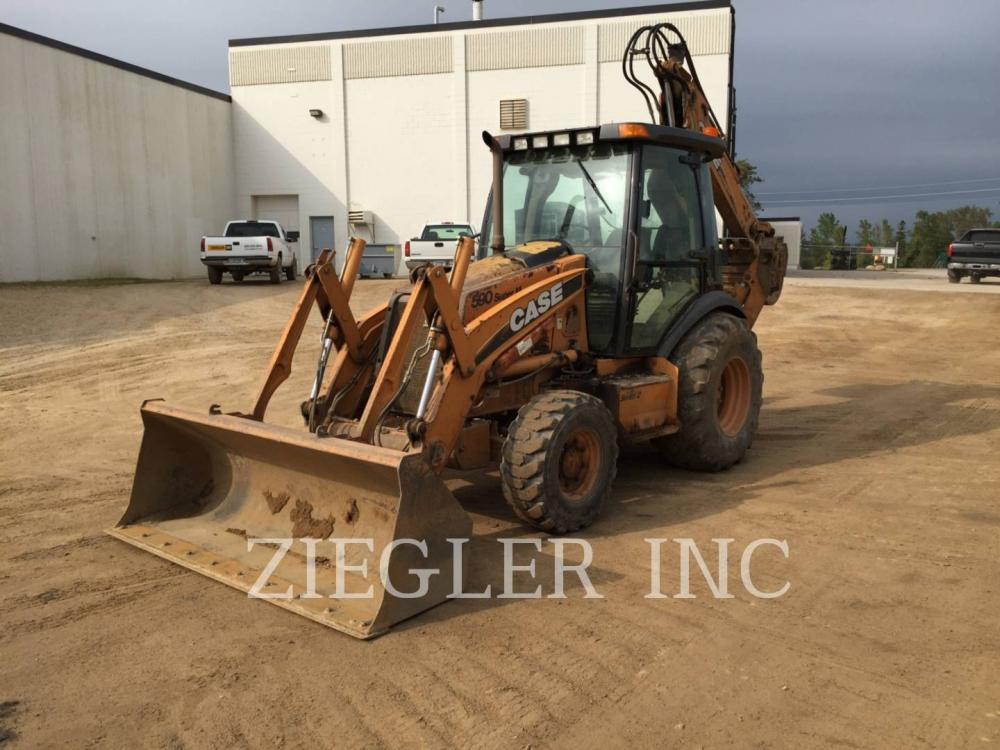 Detail photo of 2008 Case 590 SM from Construction Equipment Guide