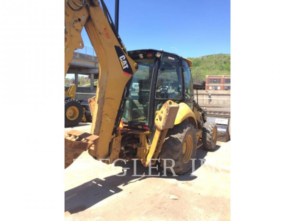 Detail photo of 2012 Caterpillar 430E IT from Construction Equipment Guide