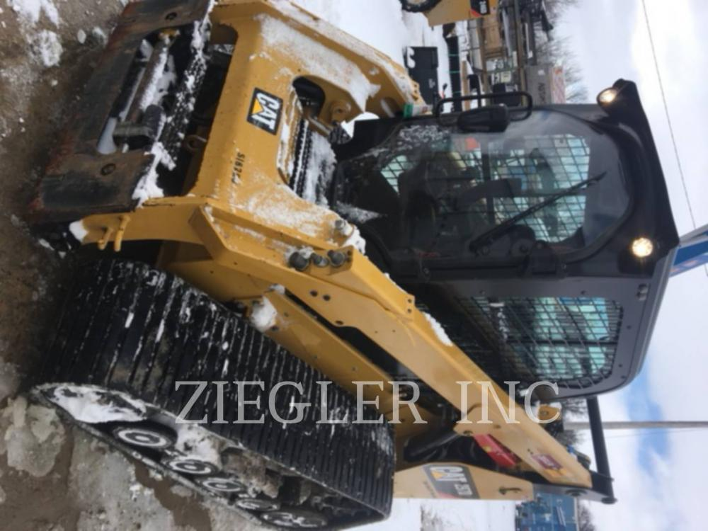 Detail photo of 2016 Caterpillar 297D II from Construction Equipment Guide