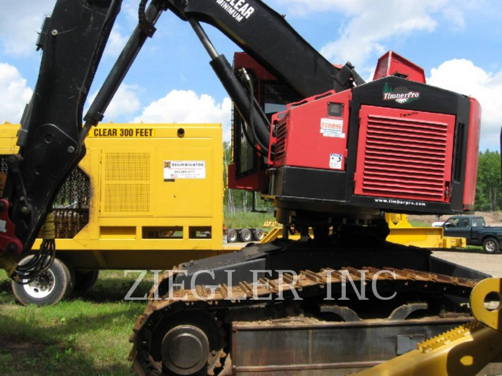 Detail photo of 2013 Timberpro TL735B from Construction Equipment Guide