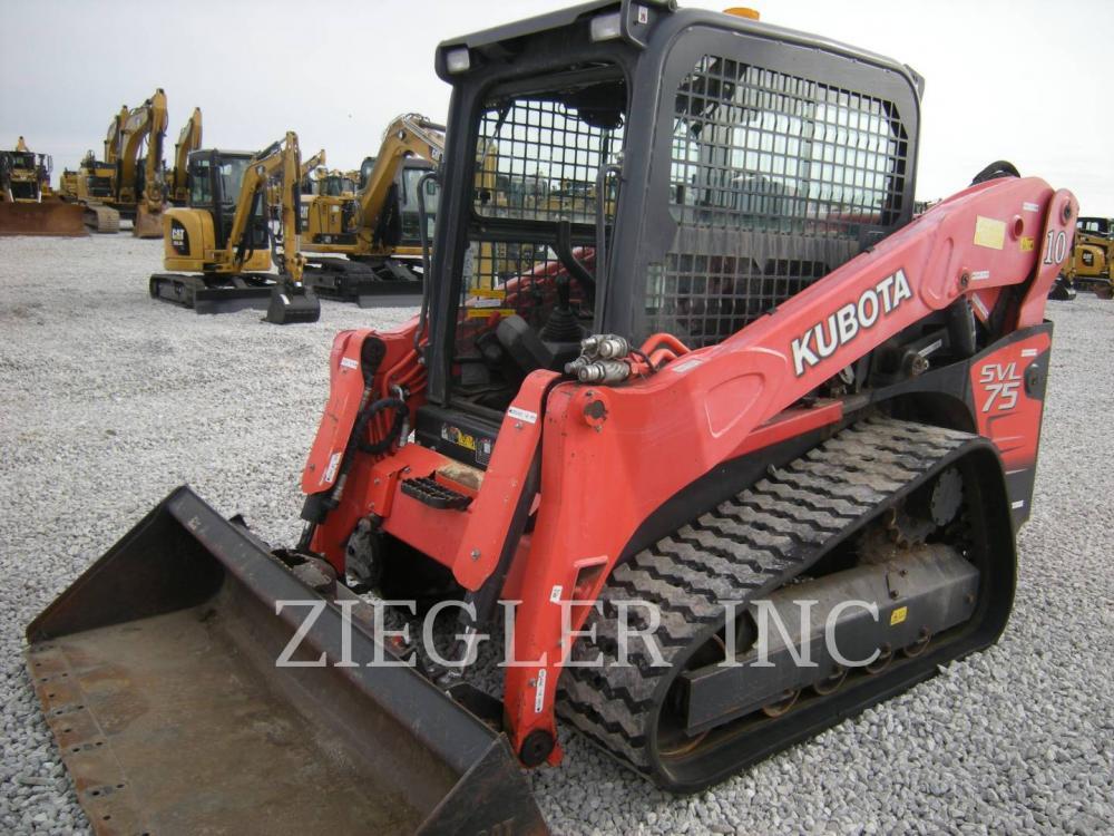 Detail photo of 2013 Kubota SVL75 from Construction Equipment Guide