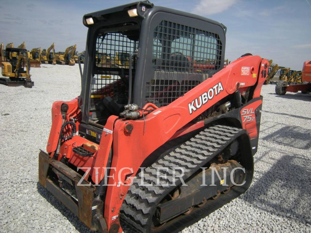 Detail photo of 2014 Kubota SVL75-2 from Construction Equipment Guide