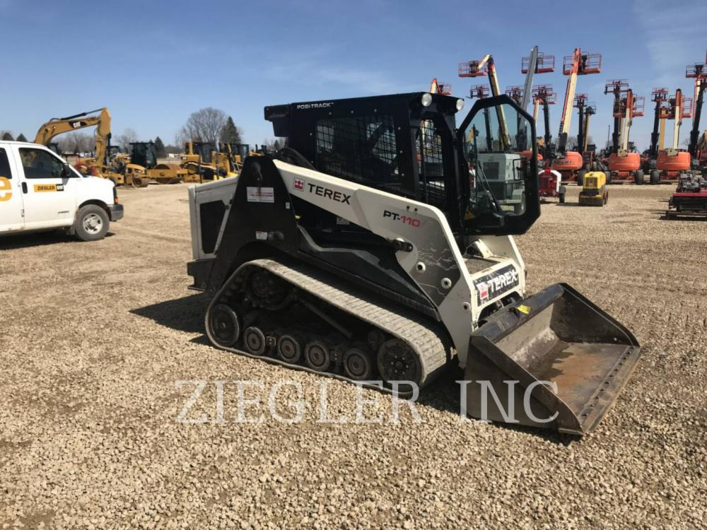 Detail photo of 2015 Terex PT-110 from Construction Equipment Guide