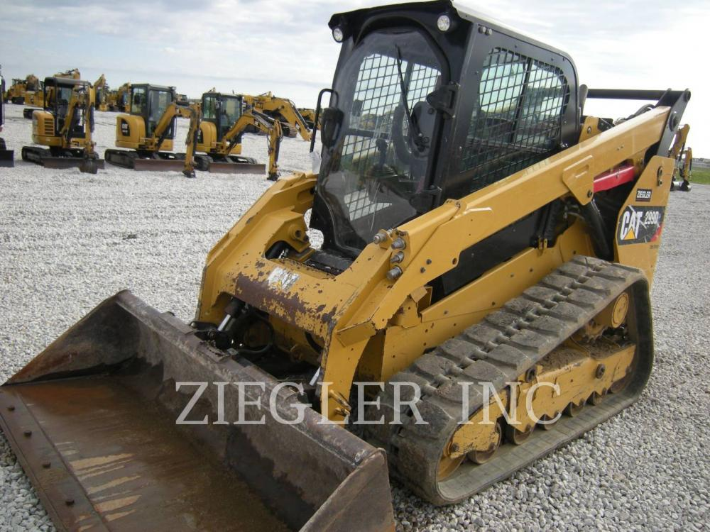 Detail photo of 2016 Caterpillar 299D2 from Construction Equipment Guide