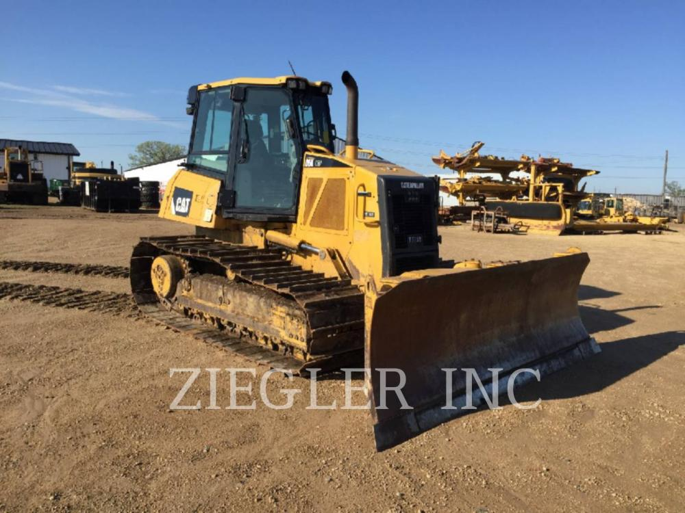 Detail photo of 2007 Caterpillar D6K LGP from Construction Equipment Guide