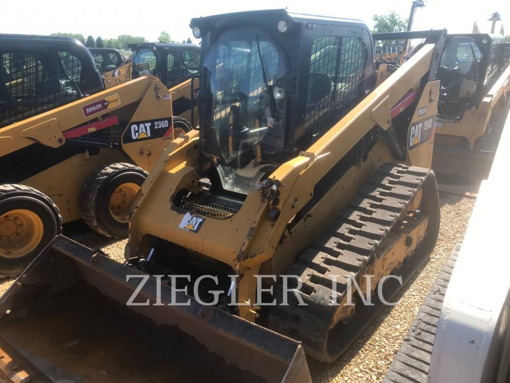 Detail photo of 2016 Caterpillar 299D2 XHP from Construction Equipment Guide