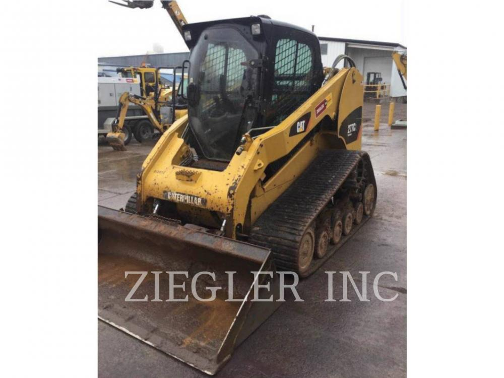 Detail photo of 2013 Caterpillar 277C2 from Construction Equipment Guide