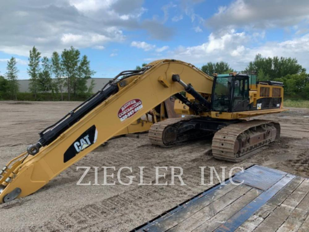 Detail photo of 2011 Caterpillar 390DL from Construction Equipment Guide